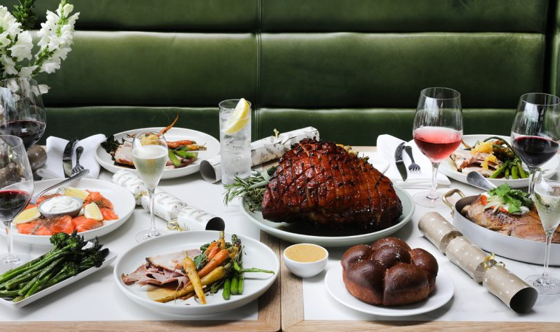Take a break from cooking this year with Ostro's incredible take-home Christmas feast
