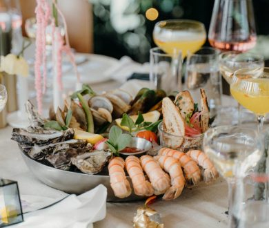 Skip the stress this festive season with two of the city's most enticing Christmas and Boxing Day lunch events