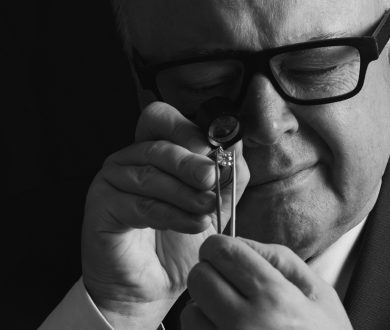 Jeweller Grant Partridge on 45 years in the family business, his passion for the craft and the question of succession