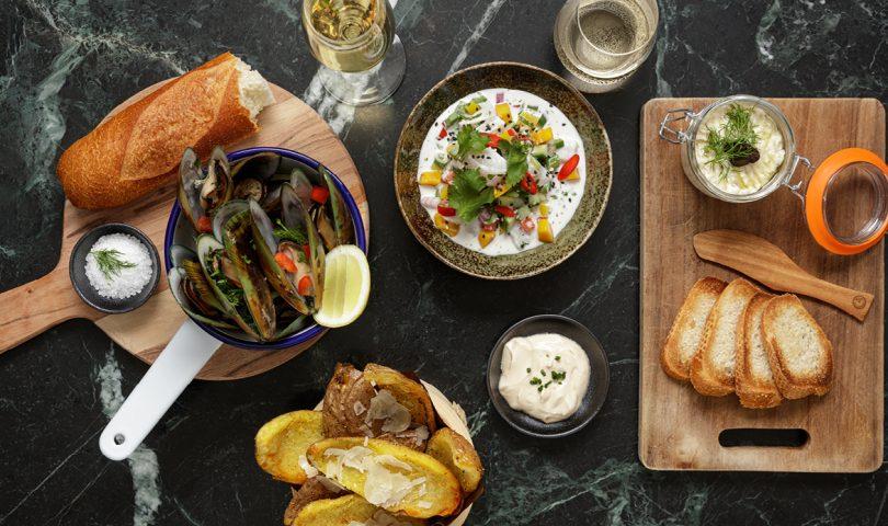 Auckland Museum welcomes a brand new café, serving nostalgic Kiwi classics with a playful twist