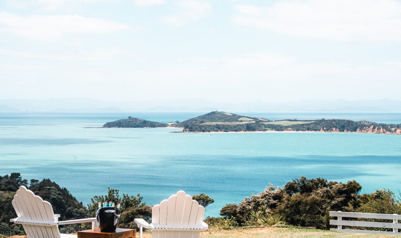 Gin lovers, this stunning new garden bar is the destination you need to discover on Waiheke Island