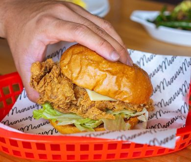 This popular chicken-centric eatery has set up a tasty new outpost in Takapuna