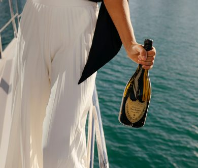 Dom Pérignon's new on-water Champagne delivery service is taking luxury to a new level
