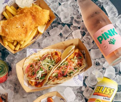 From the team behind Fishsmith, Fishboy is the new chippie luring us to Mission Bay