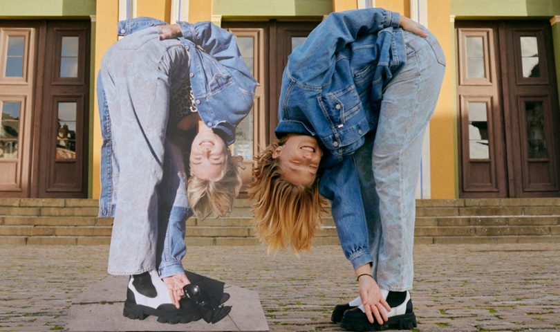 The new Levi's x Ganni collaboration has landed, blending timeless style with effortless cool