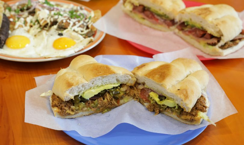 From the team behind Mr. Taco, Miss Torta is the new inner-city eatery serving must-try Mexican sandwiches