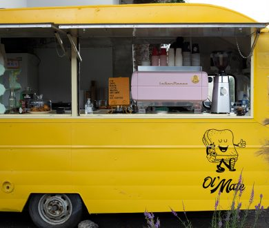 Meet Ol' Mate, the new caravan serving baked delights and excellent coffee