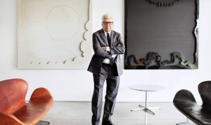 Meet Patrizio Bertelli, the resolutely dedicated man behind the Luna Rossa Prada Pirelli team