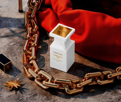 Tom Ford's sensual new fragrance is taking us from daytime activities to after dark pursuits