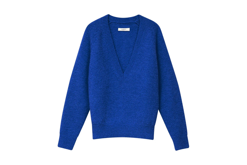 A practical pullover