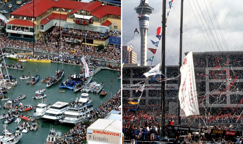 If Team New Zealand wins today, here's why Viaduct Harbour will be the best place to be