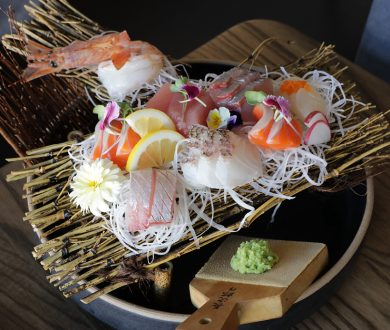 Goldfin is the neighbourhood eatery serving up seriously tasty Japanese fare in Remuera
