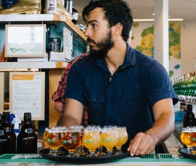 Craft beer fans listen up, New Zealand's biggest urban beer garden is coming to town this weekend