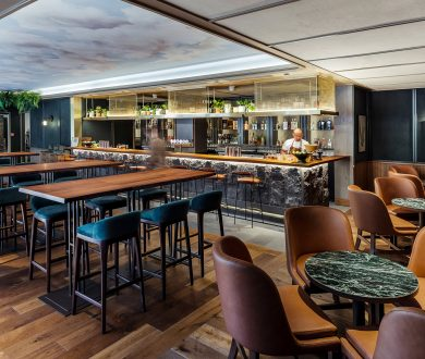 Celebrating the best of New Zealand, the new bar at Cordis Hotel is the perfect place for your next drink