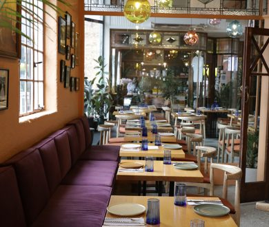 With a new menu and fresh fit-out, K' Road fave Gemmayze Street has finally reopened