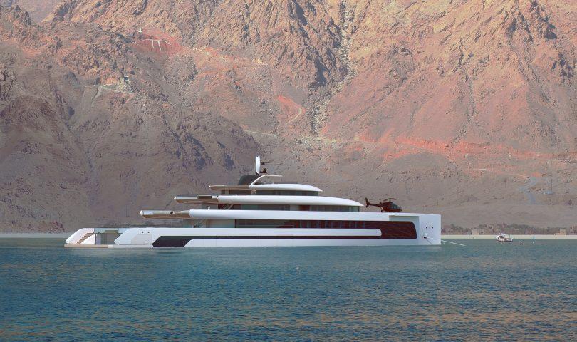 Meet Isaac Burrough, the Kiwi superyacht designer who should be on your radar