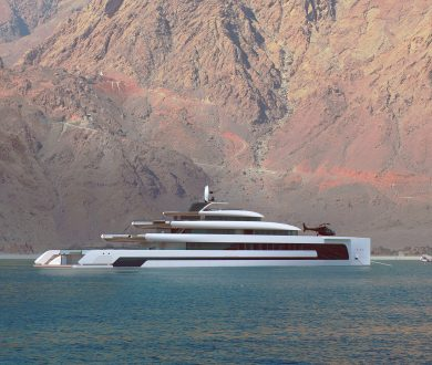 Meet Isaac Burrough, the Kiwi superyacht designer who should be on your radar