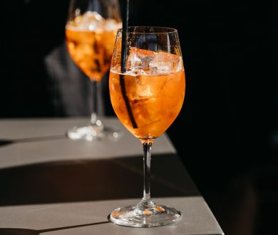 Find spritzes, snacks and stunning views at Lobster & Wagyu's Aperol Afternoons