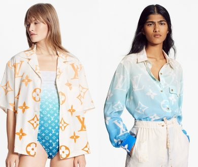 We're holding onto summer a little longer thanks to Louis Vuitton's exquisite new capsule collection