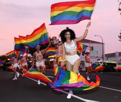 Celebrate the Auckland Rainbow Pride Parade with the best places on the Ponsonby strip to catch all the colourful action