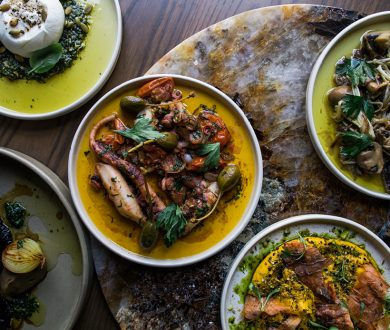 Meet Siso, the exciting new eatery bringing contemporary Mediterranean fare to Remuera