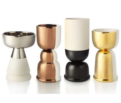 Bitossi Clessidre Collection Vases
