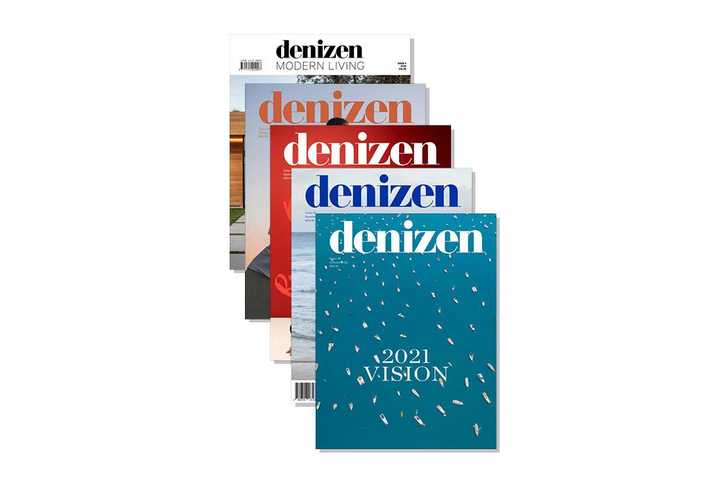 One Year Denizen Subscription