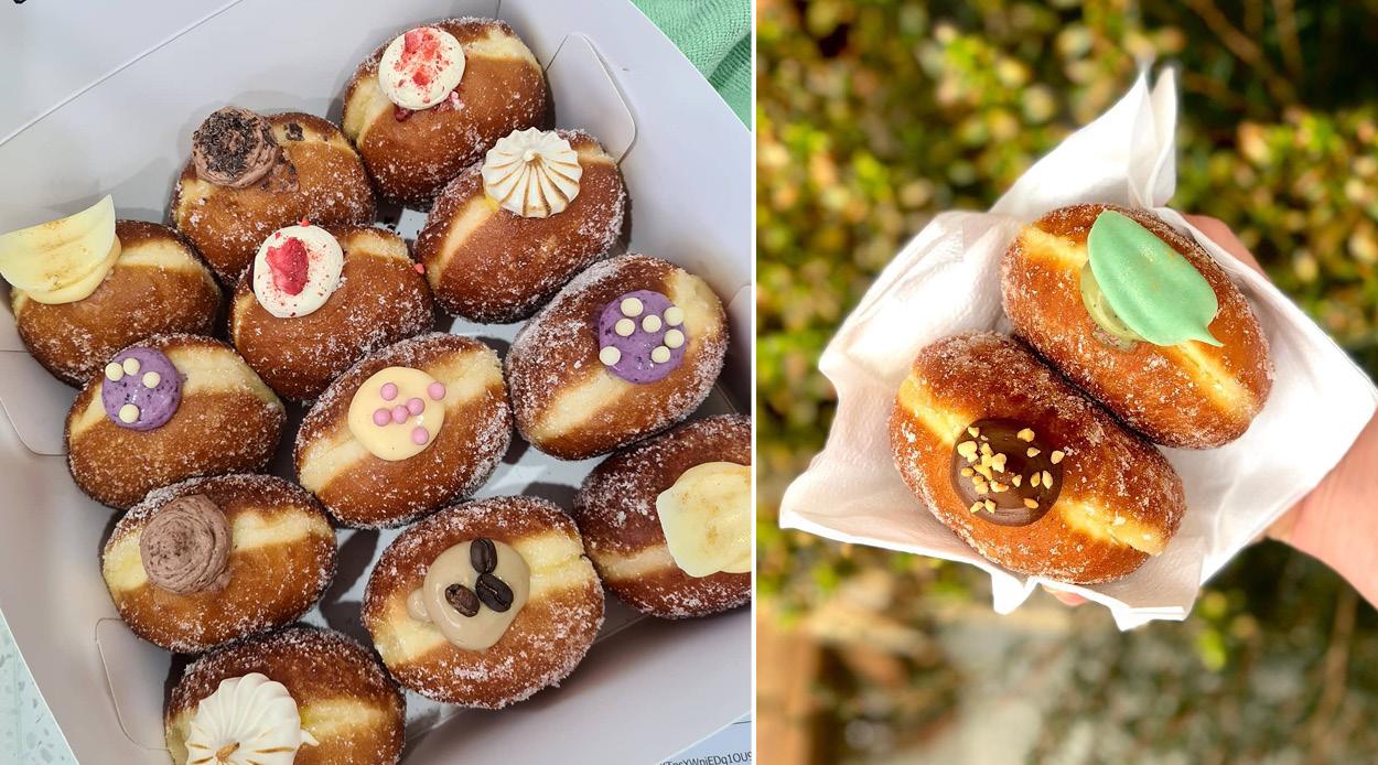 Grownup Donuts