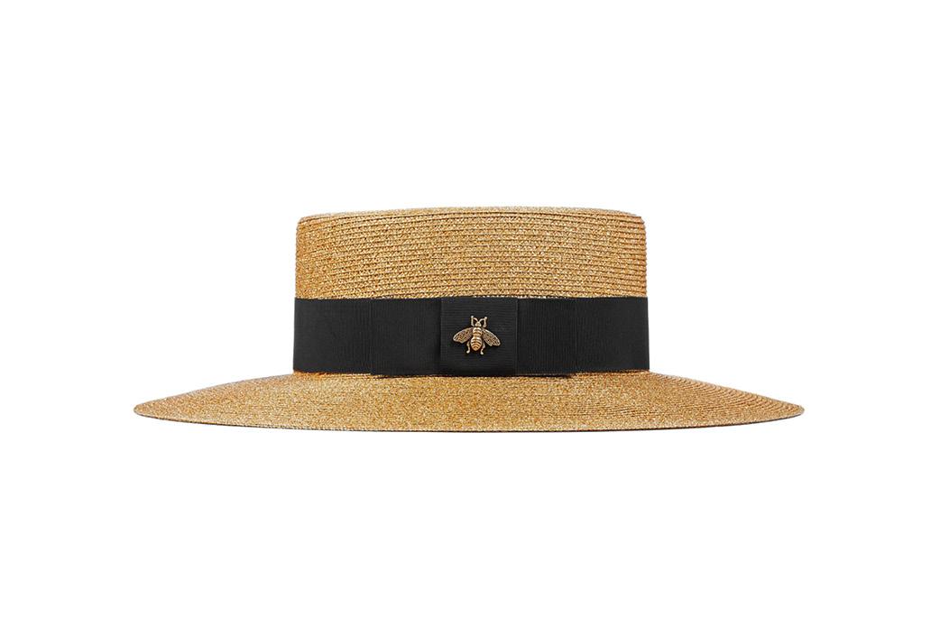 Lamé Papier Hat