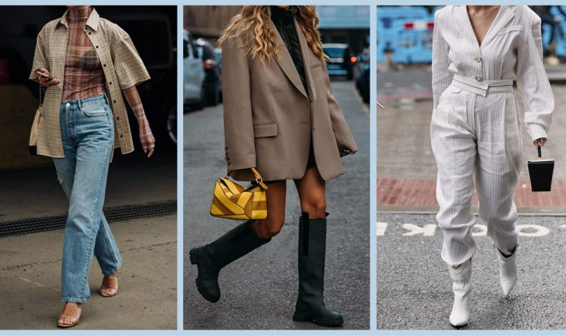 Need some autumn outfit inspiration? Here are 4 looks to wear right now