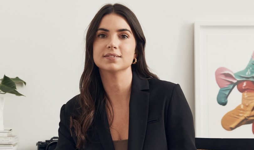 With her platform The Curve, Victoria Harris is empowering women to be smarter with their money