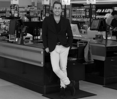 Meet tech entrepreneur Will Chomley, whose start-up Imagr is revolutionising the way we shop