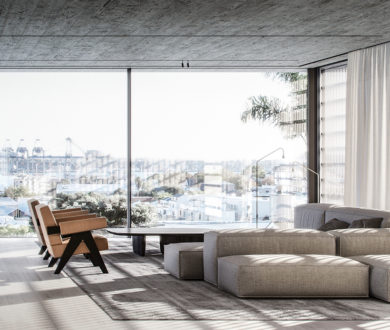 Inside the intriguing new Parnell development reimagining the idea of luxury apartment living