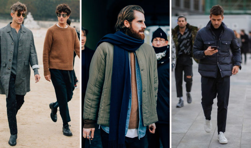 These simple men's fashion updates will instantly smarten up your winter wardrobe