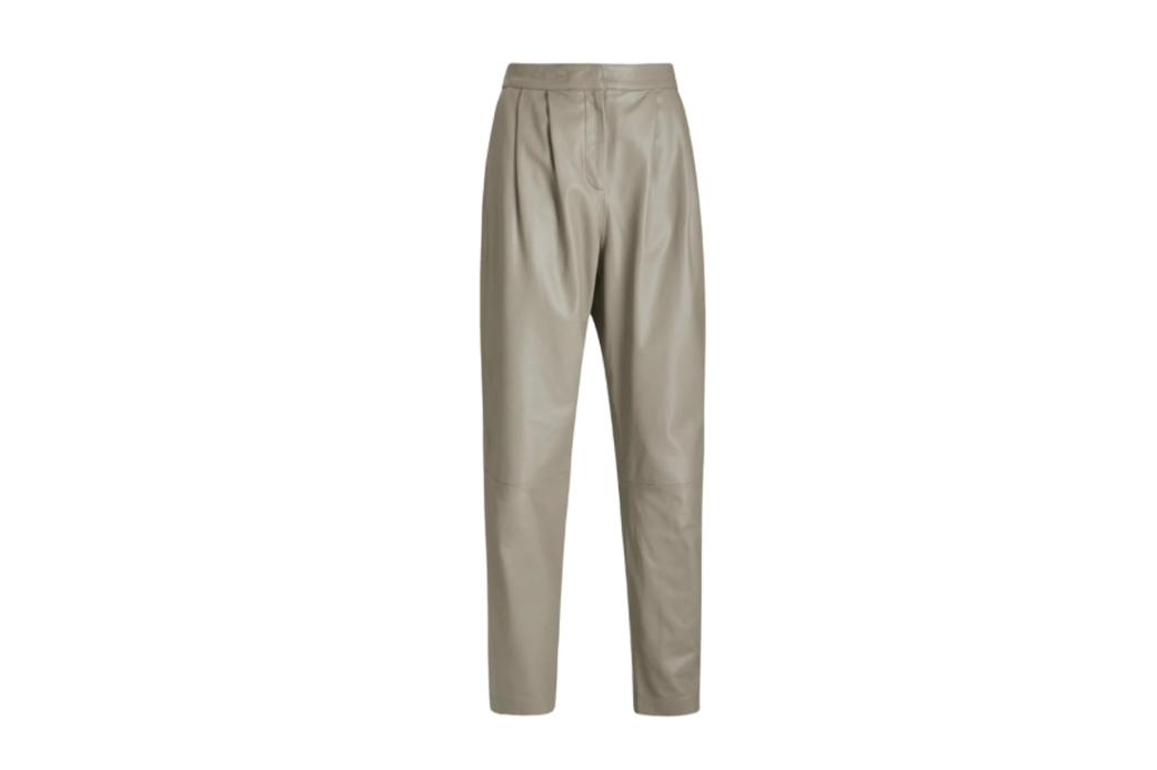 Loulou Studio Paloas leather pants