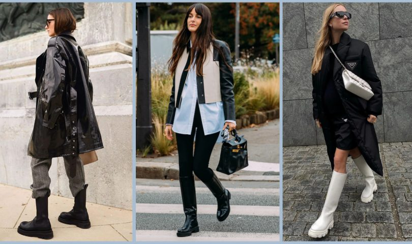 Step confidently into winter with our round-up of the best boots to buy now
