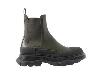 Alexander McQueen Chelsea boots