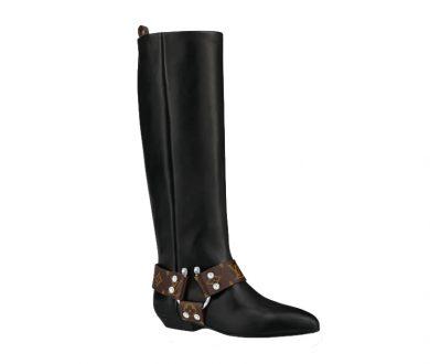 Louis Vuitton Rhapsody high boot