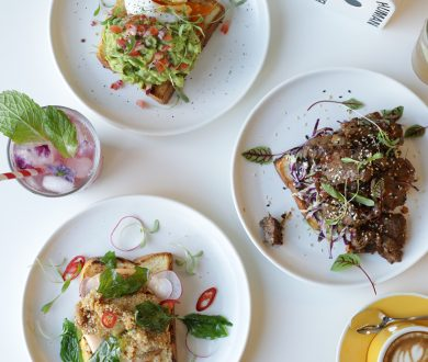 Serving toast but not as you know it, this cute new cafe has some of the best slices in town