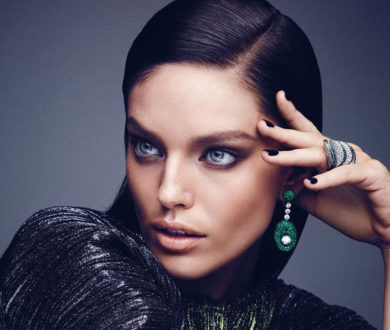 Opulent and eye-catching, these sparkling green pieces are topping our jewellery wishlist