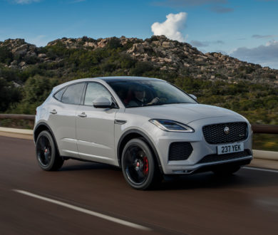 Six things to know about the Jaguar E-PACE, the sleek SUV that defies expectations