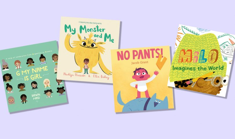 Inspiring, imaginative and funny, these are the new children's books your kids will love