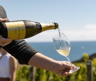 Win:  Your chance to celebrate the inaugural Waiheke Island Wine & Food Festival with you and five friends