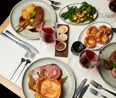 Arriving at the perfect time, Ostro's soul-warming Sunday Roast is back