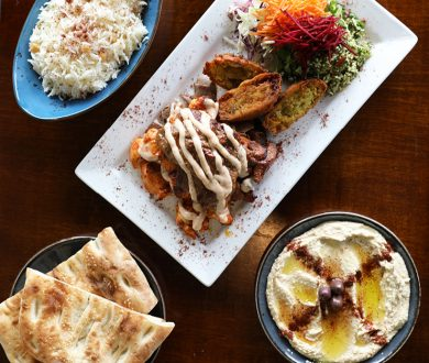 Have you tried Paasha? This Dominion Road gem serves some of the city's tastiest Turkish food