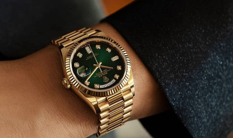 Here's why a colourful Rolex should be your next investment piece