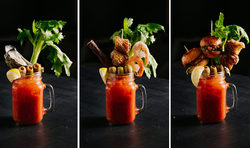 Build a Bloody Mary like no other at Soul Bar's month-long cocktail extravaganza