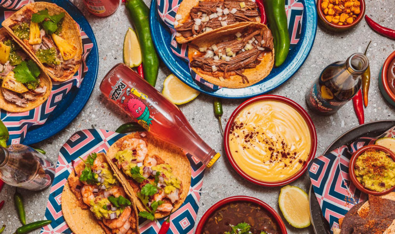 From the duo behind Jo Bro's Burgers, this new taco truck is one to make a beeline for