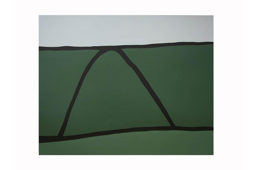 North Otago Landscape by Colin McCahon