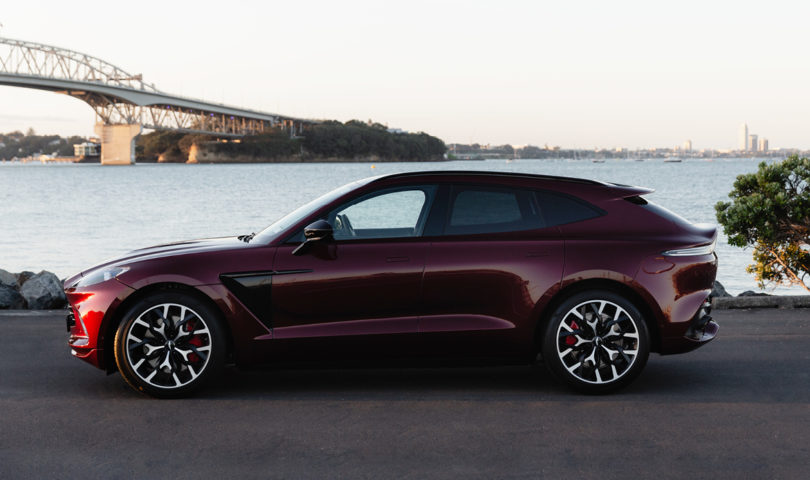 Our editor-in-chief takes Aston Martin's new DBX for a spin and finds its first foray into the SUV domain delivers thrills and miracles